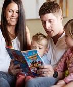 Apenas 25% das famílias cristãs oram e leem a Bíblia