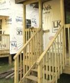 Igreja Batista constrói 20 casas para membros da comunidade