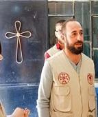 Igrejas cristãs são centros de esperança na Síria