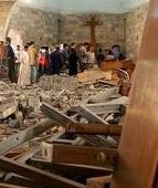 1 a cada 12 cristãos sofre altos níveis de perseguição religiosa