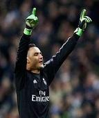 """Goleiro do Real Madrid: """"Pra mim, Jesus é mais importante que a Champions"""""""